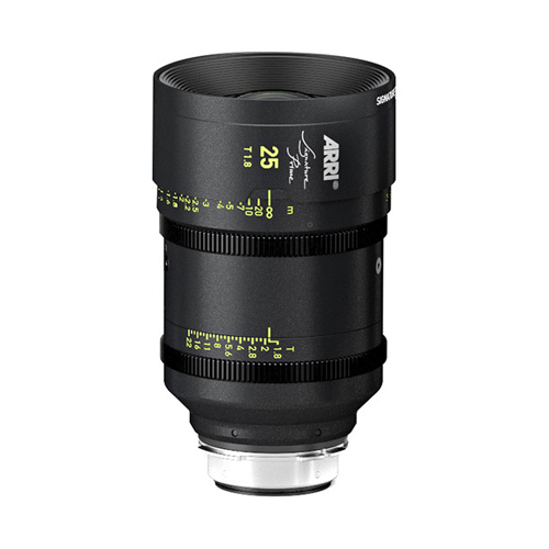 ARRI Signature Prime 25mm T1.8 Lens