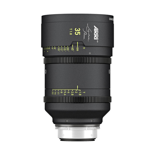ARRI Signature Prime 35mm T1.8 Lens