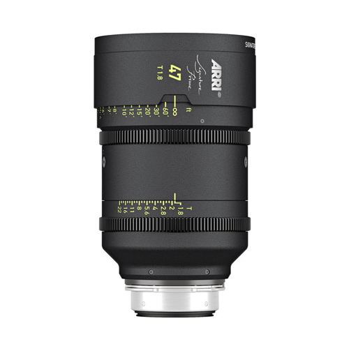 ARRI Signature Prime 47mm T1.8 Lens